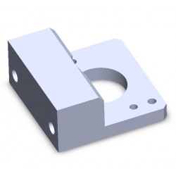 MTE系列光栅尺读数头支架配件B型