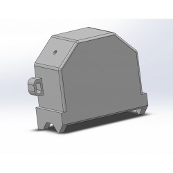 V型滚轮护罩