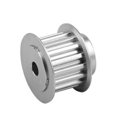 H同步带轮-D型H孔