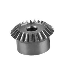 锥齿轮键槽孔+螺纹孔模数1.0